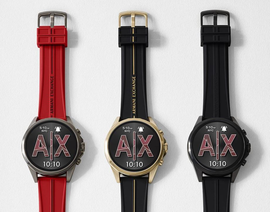 armani exchange smartwatch_7
