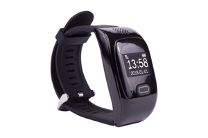 tellimed Solino GPS Notfall Uhr