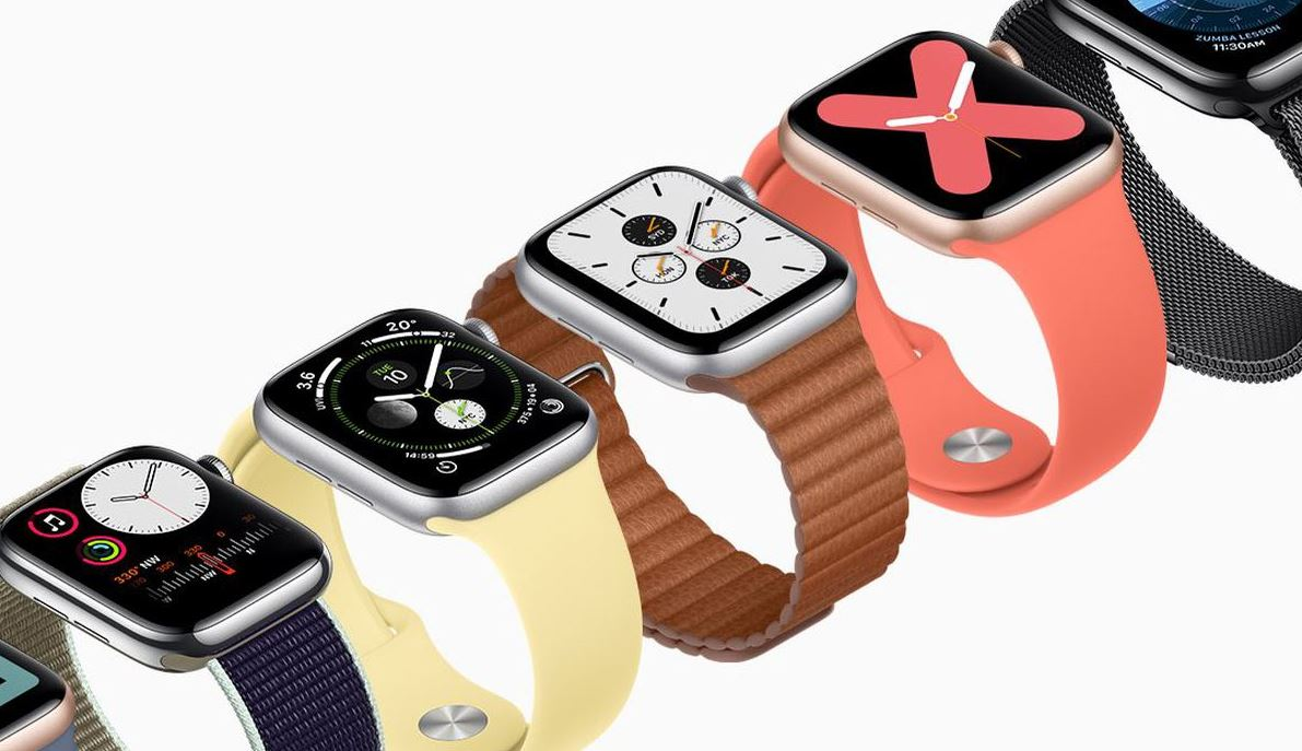 apple watch series 5 smartwatch varianten