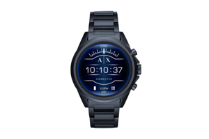 Armani Exchange Connected Touchscreen Smartwatch