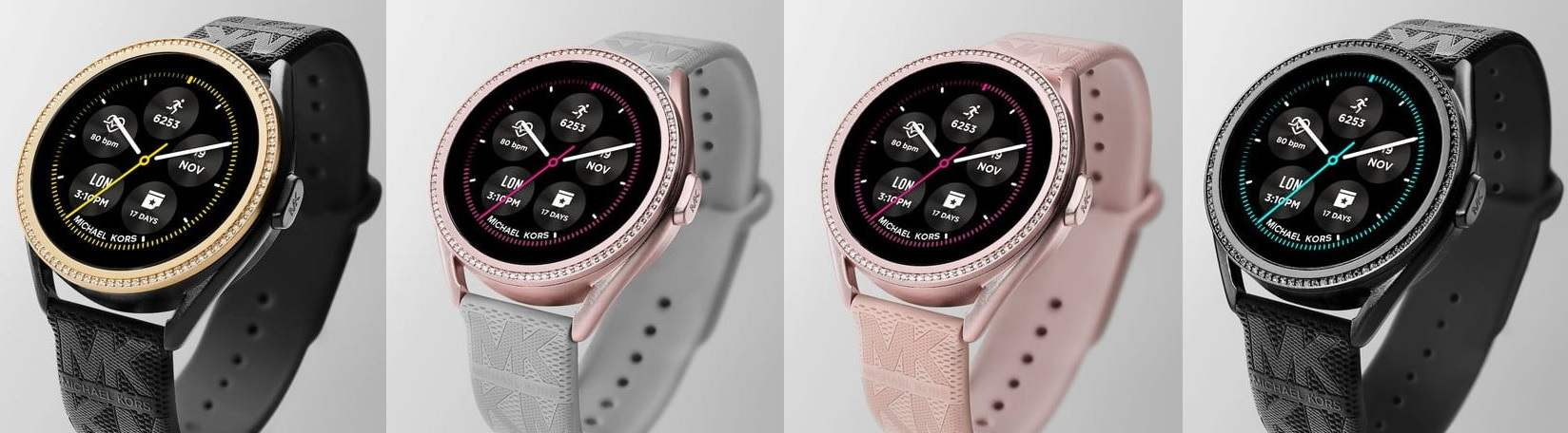 michael kors access mkgo 5e smartwatches